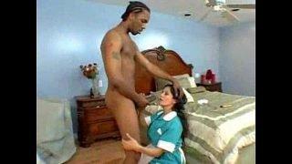 Bexxxy Mature Latina Maid Interracial