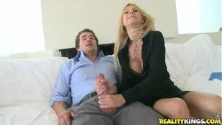 Brooke Tyler gets pussy pounded in Boner Bonus by BigTitsBoss