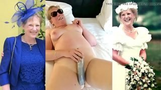 English Mature wife Exposed!