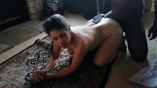 Fucking your mature mama in the ass hard