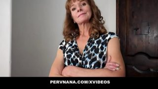 Getting a Good Sucking And Fucking From My Mature Step Grandma