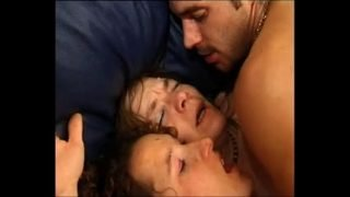 Hairy french mature anal