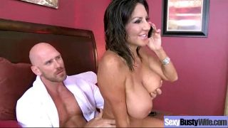 Hard Sex Tape With Horny Mature Busty Lady (tara holiday)