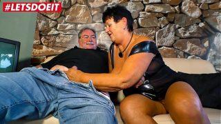 LETSDOEIT – Horny Mature German Couple Enjoys Hot Afternoon Sex Session