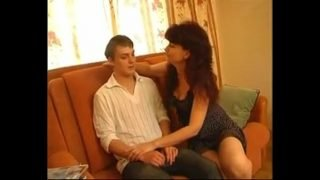 Mature and boy 1