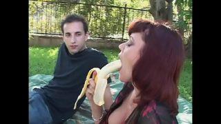 MILTF #7 – Mature stepmom seduce their stepson's best friend