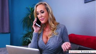 Naughty American Find her Fantasy Brandi Loves fucking on couch