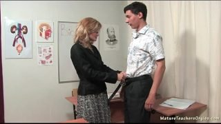 Russian mature teacher 4 – Katerina
