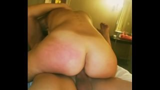 Wife getting drilled by buddy