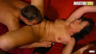 XXX OMAS – #Nicole S. – Real Homemade Sex With A Horny Craving German Wife
